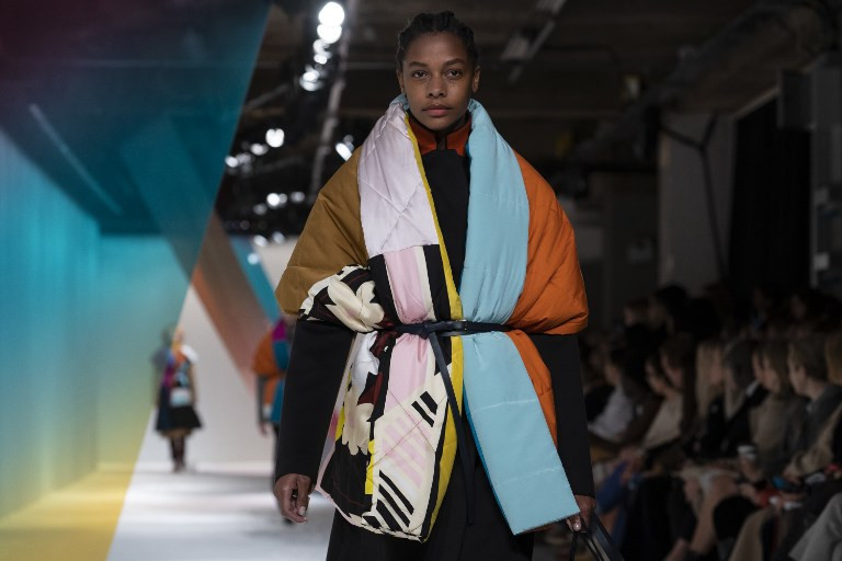 Homegrown heavyweights shine at London Fashion Week