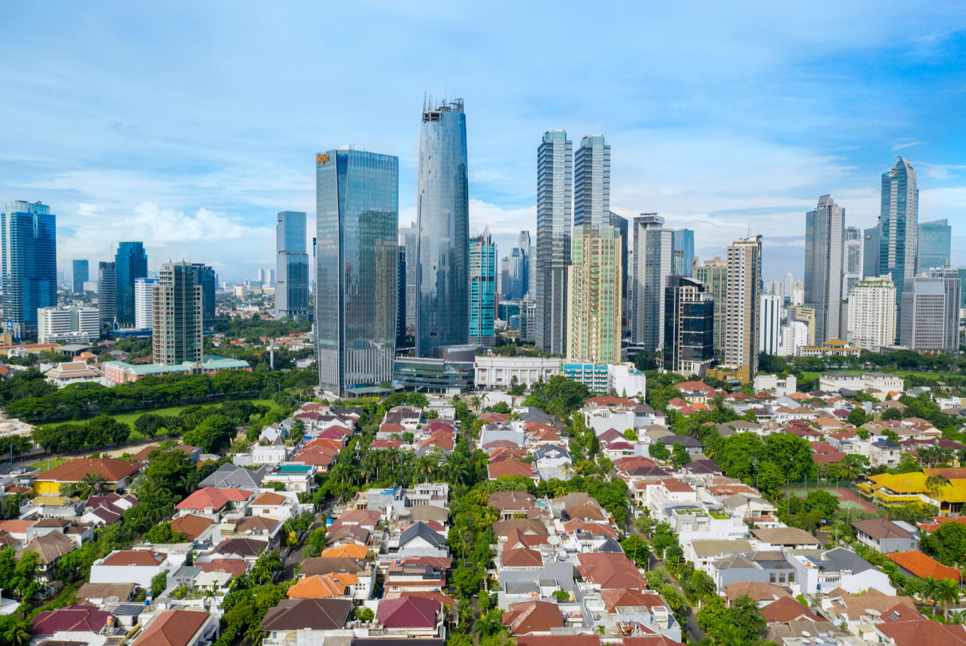 Property market review: From commodity to infrastructure driven