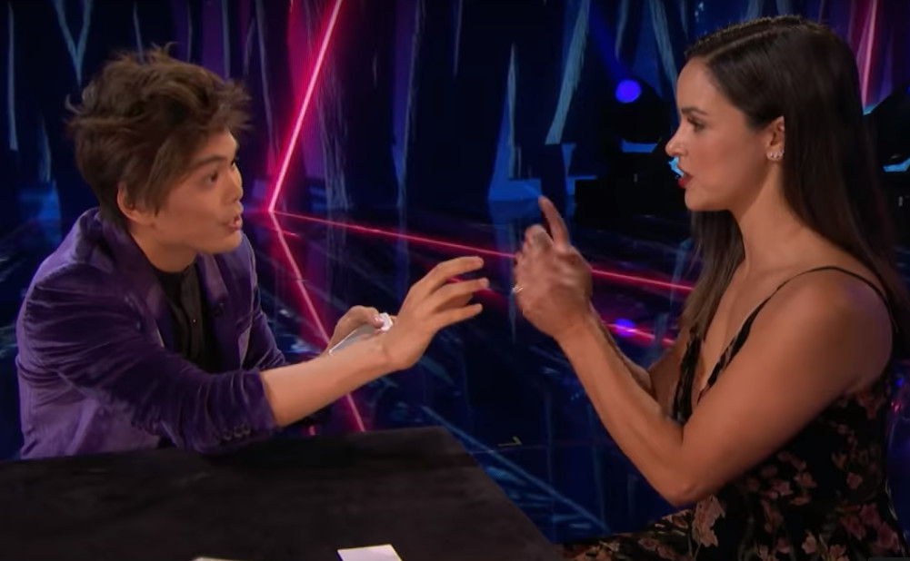Magician Shin Lim wins 'America's Got Talent: The Champions'