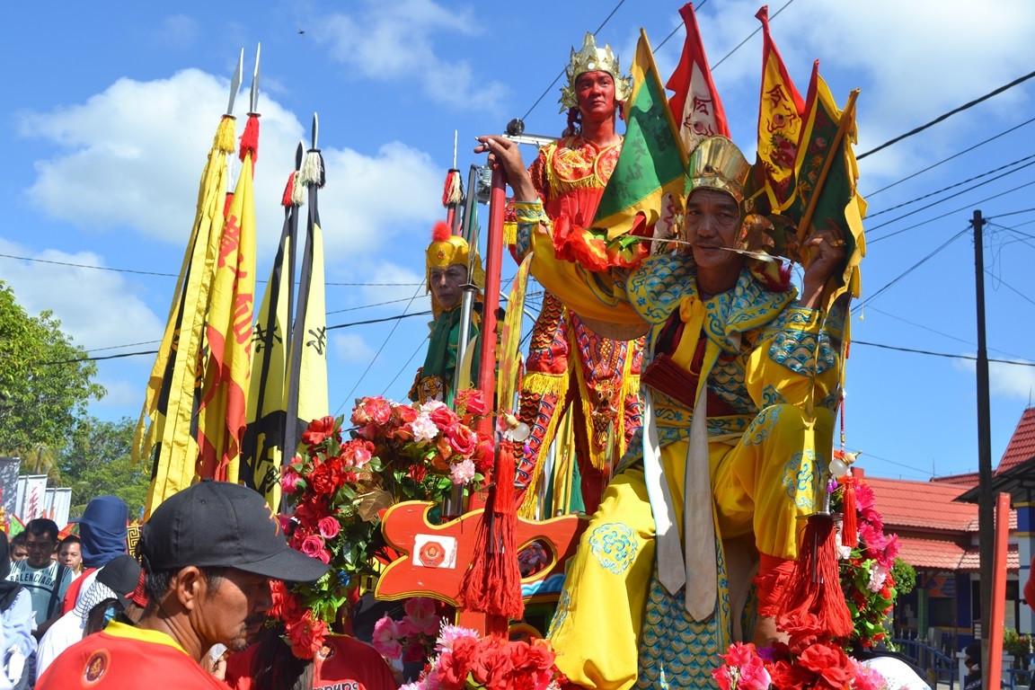 singkawang celebrates cap go meh showcasing super power of tatung rh thejakartapost com