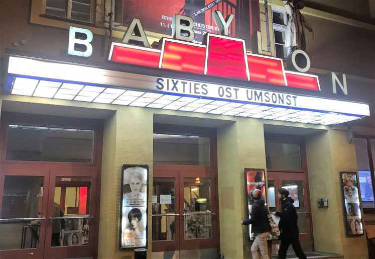 New program: Indonesian House of Culture Berlin has joined forces with Babylon Berlin to organize a monthly film program called Cinema Indonesia.