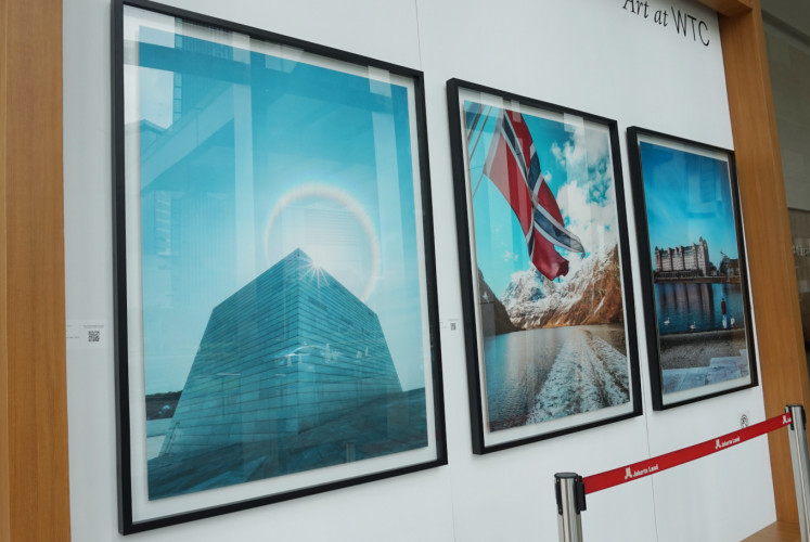 Three photographic works from Alexander Thian are on seen at It Came from the North.
