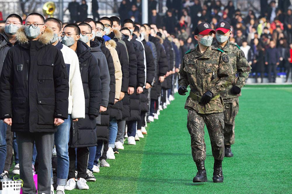 Anger as South Korean transgender soldier found dead