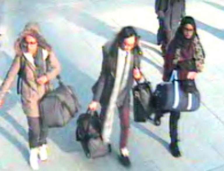 Britain and Bangladesh wash their hands of IS teen