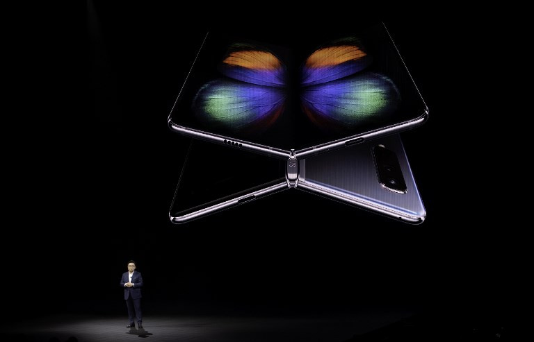 Samsung is said to be preparing more foldable smartphone models