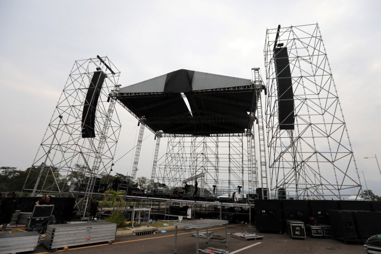 Quarter of a million attendees expected at Venezuela aid concert