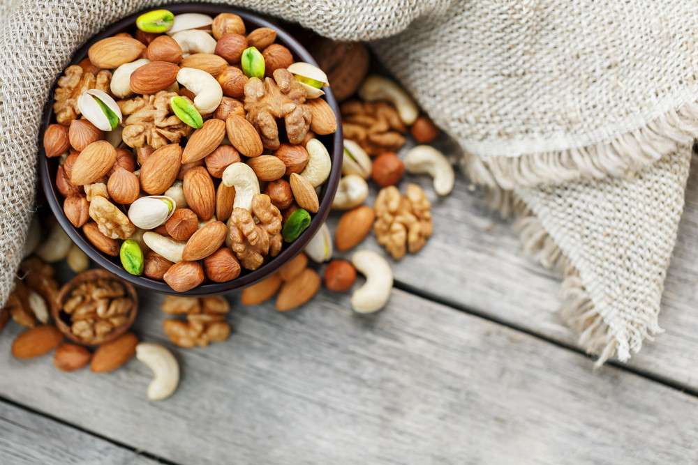 Eating nuts linked to improved heart health for those with diabetes