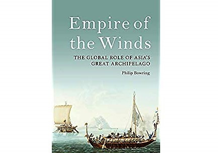 Seas rose, islands appeared, cultures evolved in 'Empire of the Winds'
