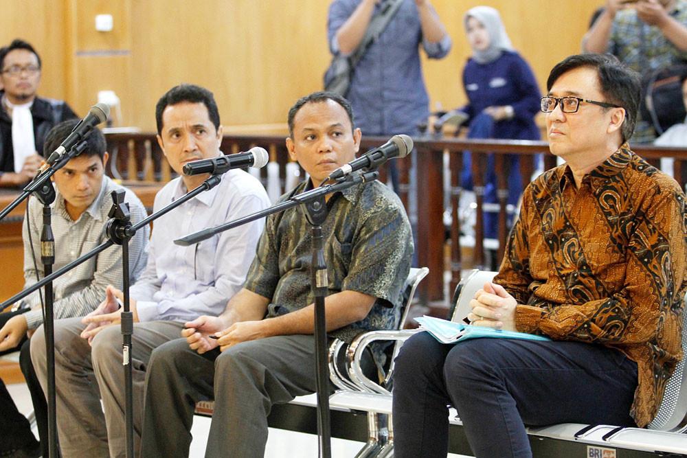 Lippo executive Billy Sindoro sentenced to 3.5 years in Meikarta case