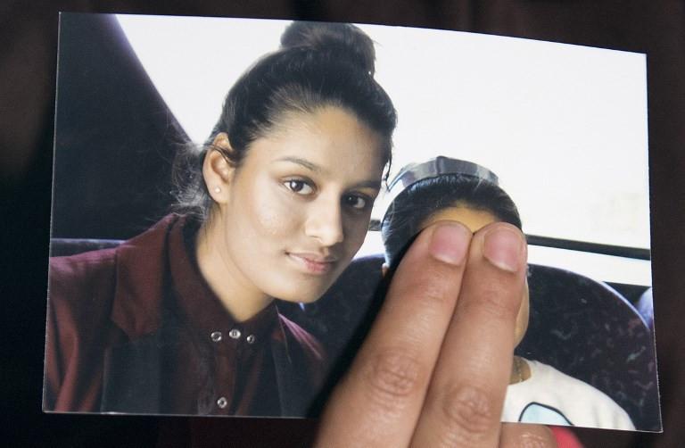 Shamima Begum: Isis runaway asking for sympathy