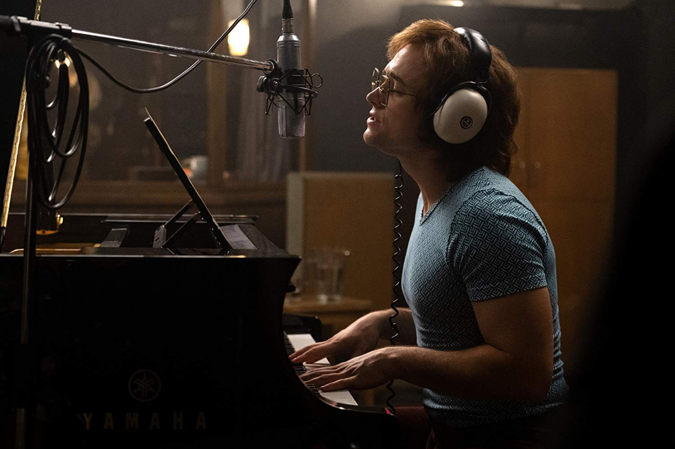 Russia cuts gay scenes from Elton John biopic 'Rocketman'