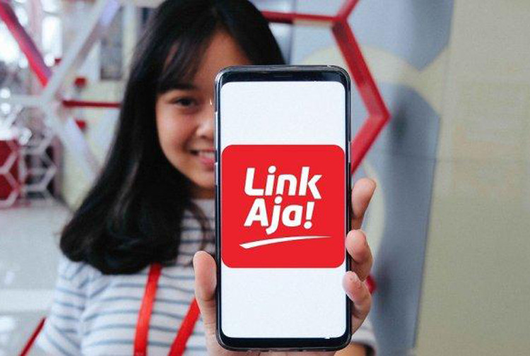 E-money LinkAja officially starts operation in March 1