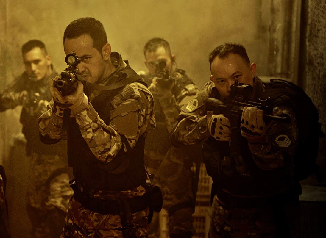 'Foxtrot Six': Another intense action film with stellar cast