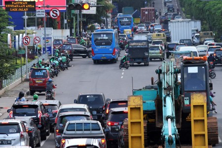Bekasi doesn't want to merge with Bogor, would prefer to become part of Jakarta
