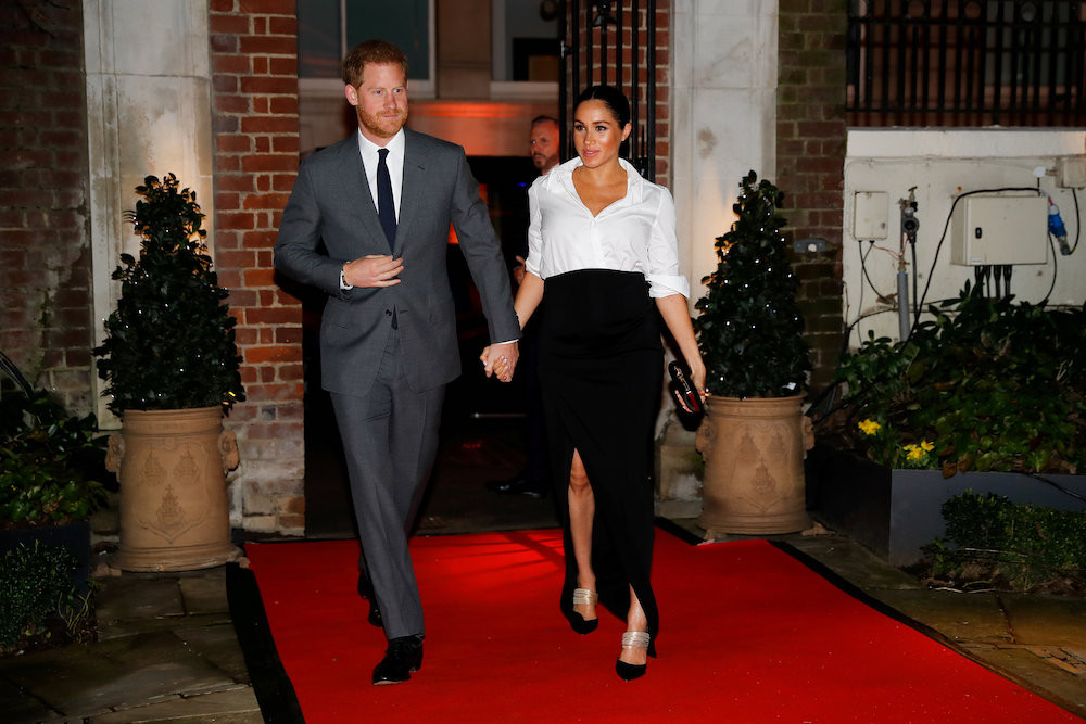 Royal household split - Prince Harry and Meghan go it alone
