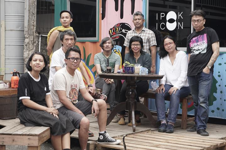 Indonesian art collective chosen to curate world renowned documenta