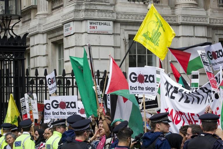 US, Israel back British plans to ban Hezbollah