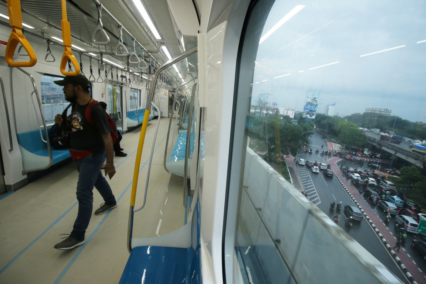Mrt Jakarta Gears Up For Passenger Safety City The Jakarta Post
