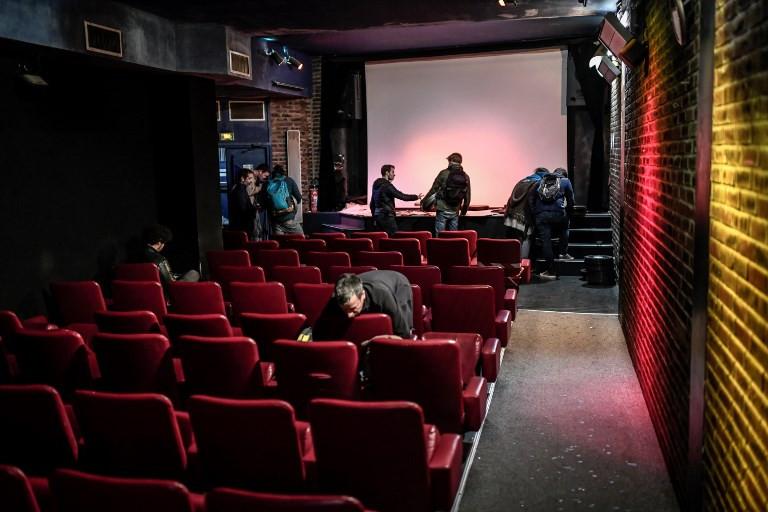Bye-bye Beverley: Credits roll for Paris's last porn cinema