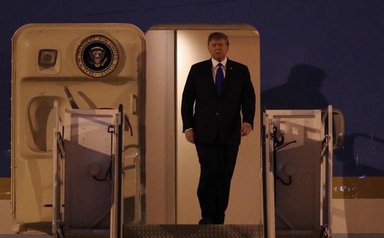 Kim, Trump arrive in Hanoi ahead of nuclear summit