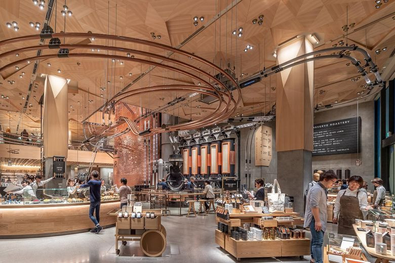 Japan S First Starbucks Reserve Roastery Opens In Tokyo S