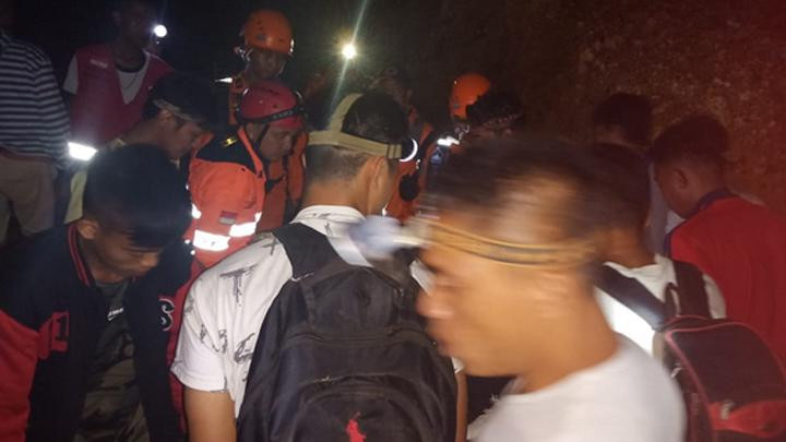 At least 60 people buried in North Sulawesi mine collapse