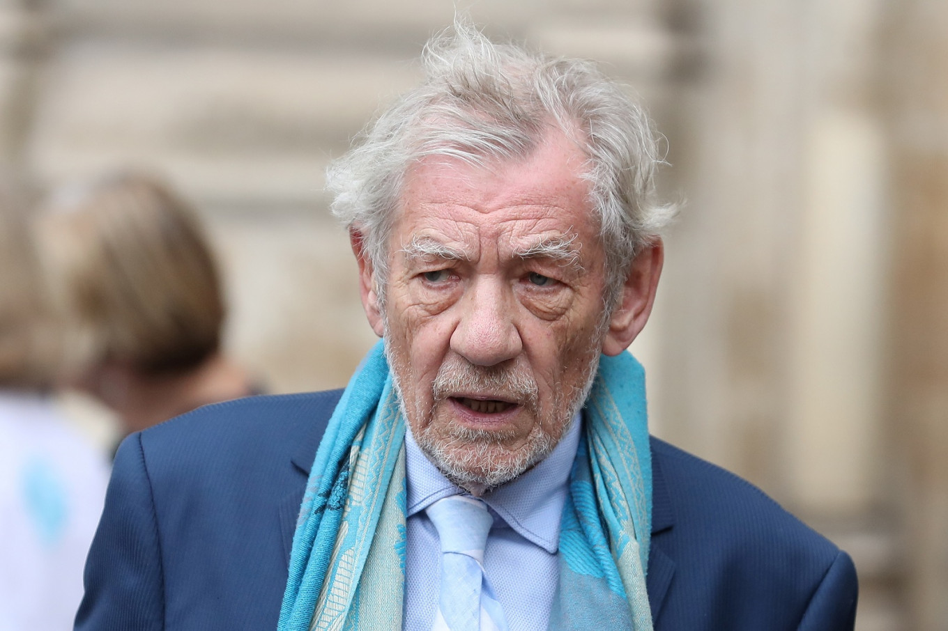 Ian McKellen says Singer, Spacey sex abuse allegations linked to being in the closet