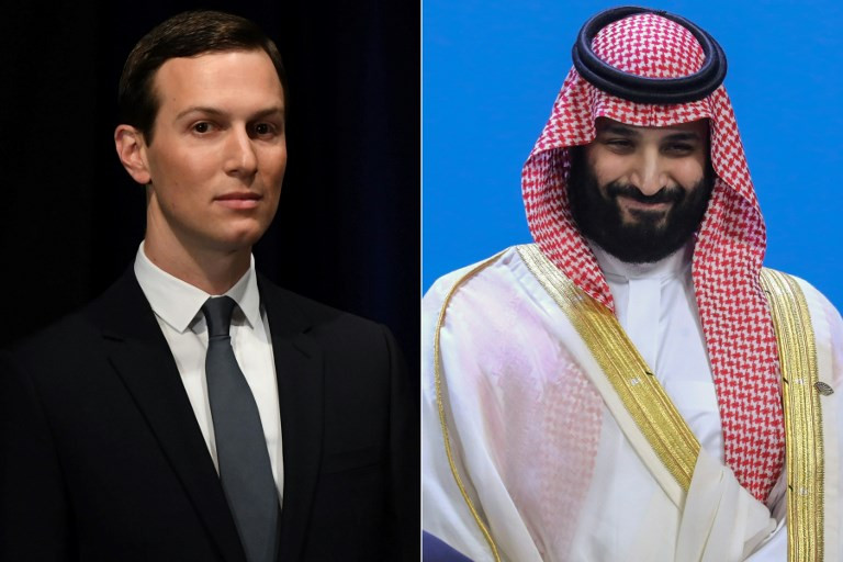 Trump aide Kushner, top USA officials headed to Qatar, Saudi this week