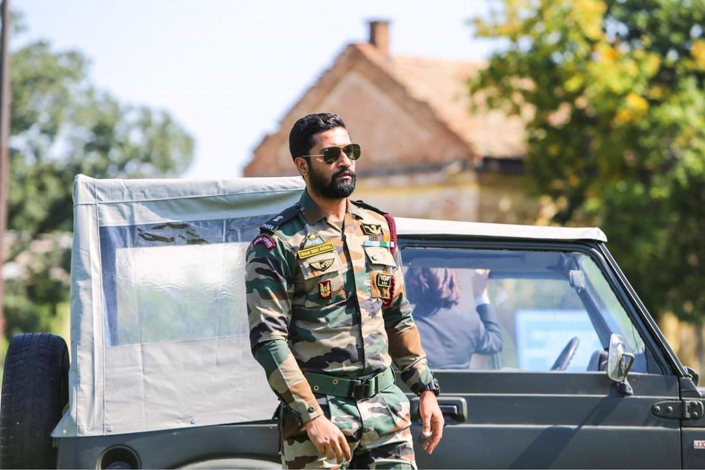 Blockbuster movie fuels India fervor in showdown with Pakistan