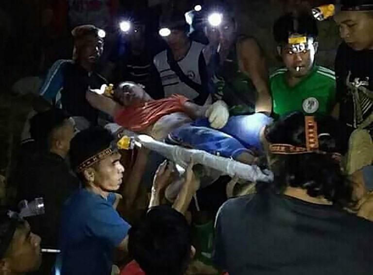 Seven dead, dozens buried in North Sulawesi mine collapse