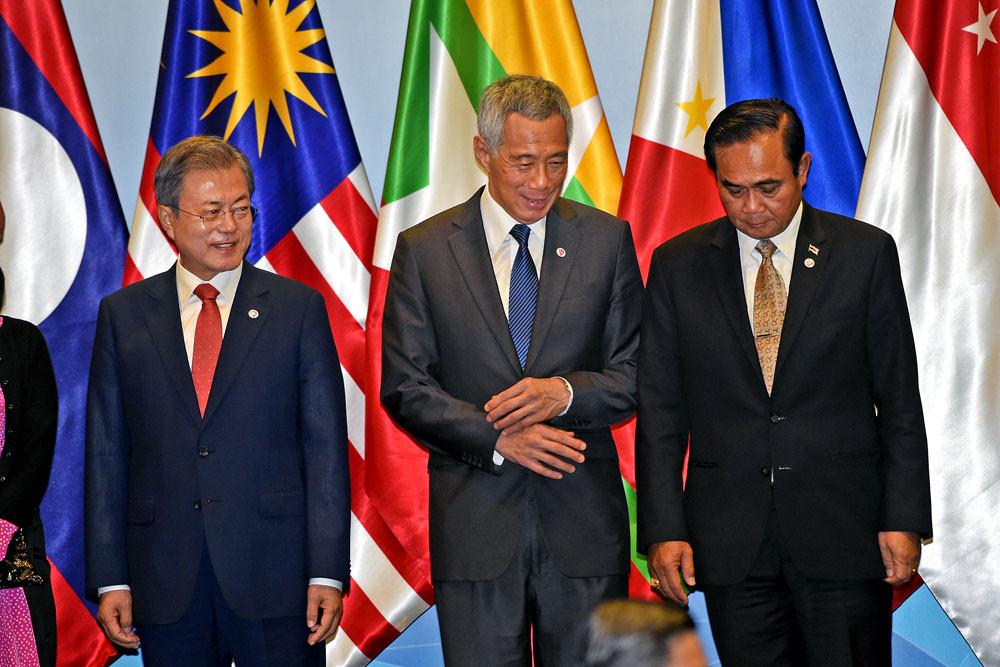 ASEAN steps back in efforts to mediate inter-Korean tensions