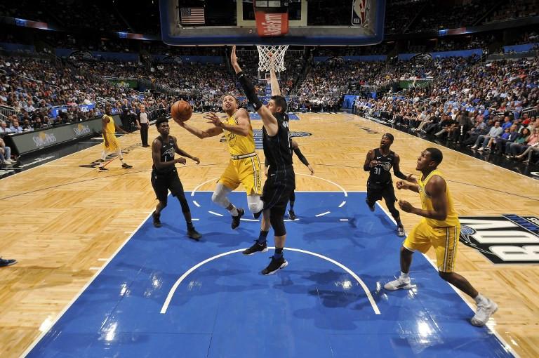 Magic snap 11-game losing streak to defending champ Warriors