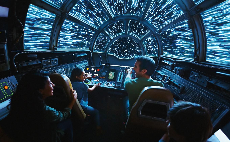 Disney 'Star Wars' attractions to open soon in California, Florida