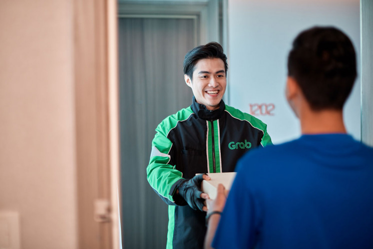 On-time delivery: GrabExpress provides fast package deliveries across the city. Tokopedia recently partnered with Grab to help deliver its vendors' products to customers more efficiently.