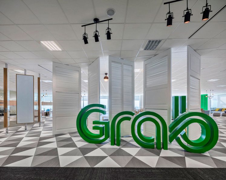 Best facilities: Like most tech companies, Grab's headquarters in Singapore is known for its amazing employee facilities.