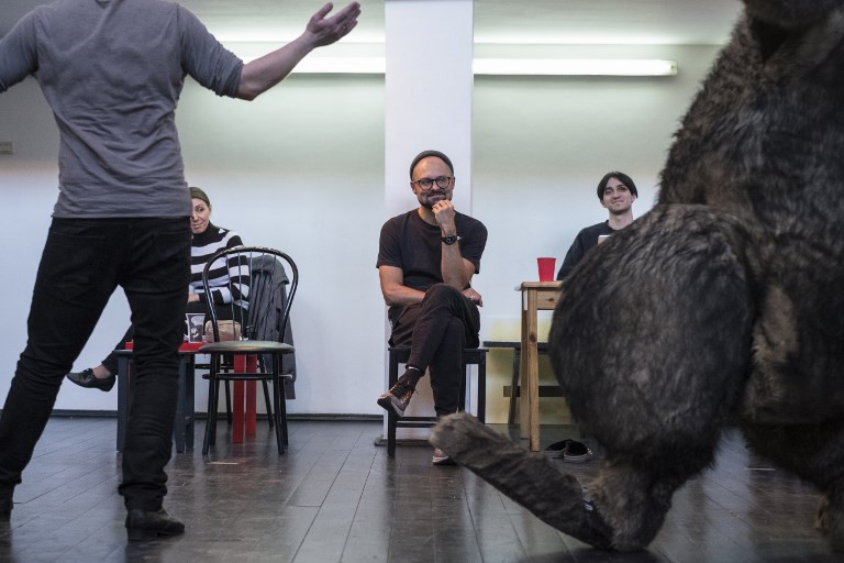 Russian theater directors stage daring plays despite crackdown