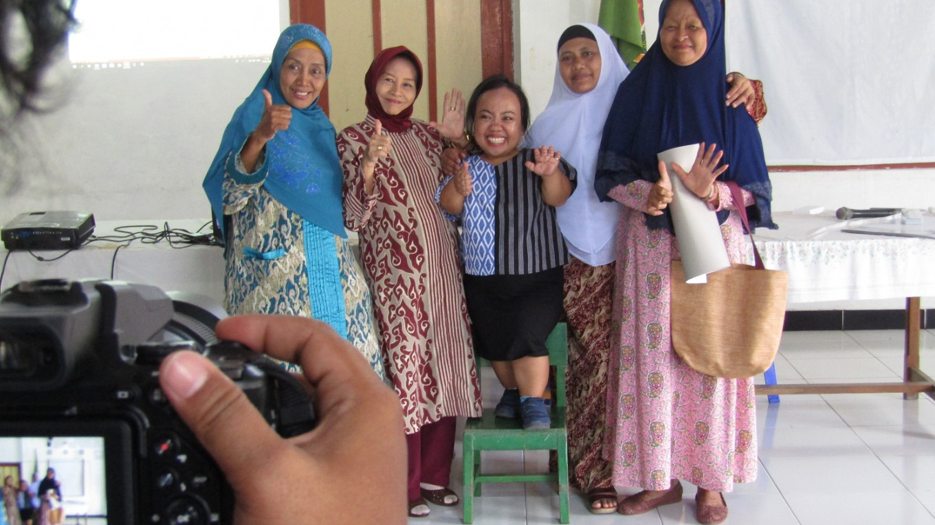 Triple-minority candidate from Yogyakarta on fire to fight for disabled rights in House