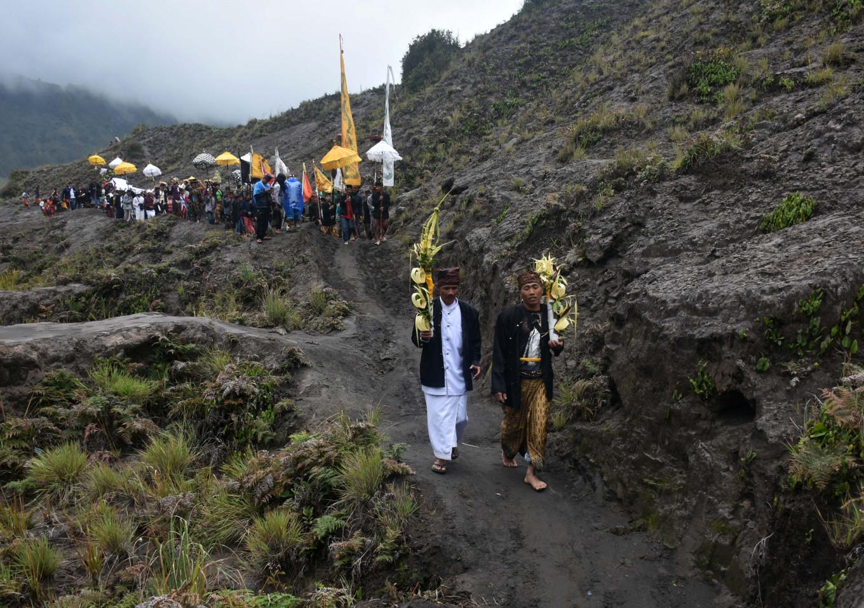 Melasti is among the ceremonies held to welcome Nyepi.