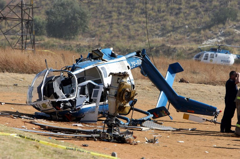 Four US tourists, pilot killed in Kenya chopper crash