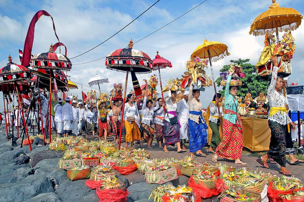 Bali to shut down over Nyepi