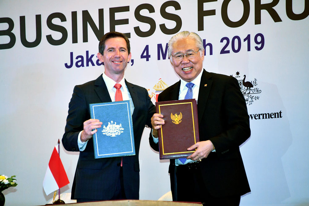 Indonesia, Australia broaden cooperation