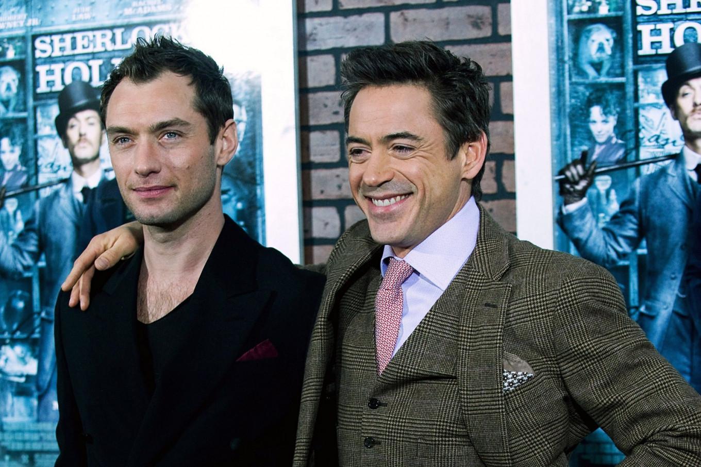 'Sherlock Holmes 3' moved back one year