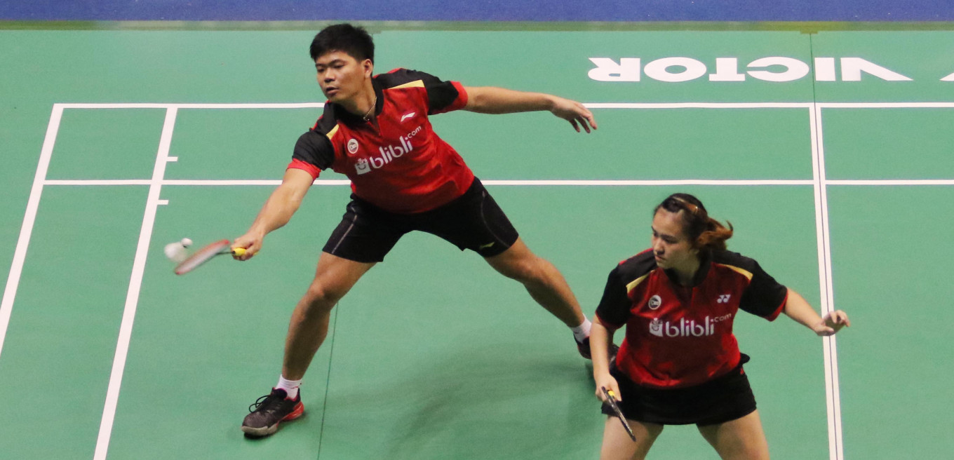 Indonesians Draw Unfavorable Openers At All England