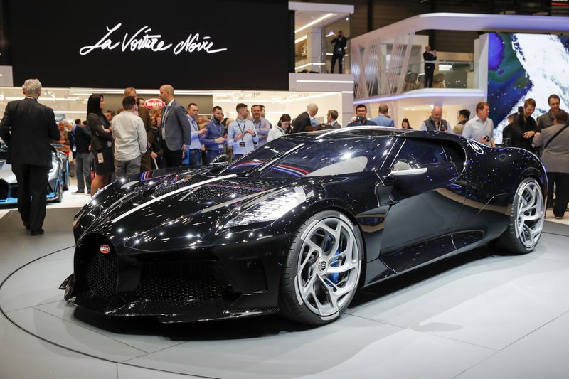 Bugatti Cars Expensive Cars: At $12.5m This Bugatti Is The Most Expensive New Car Ever