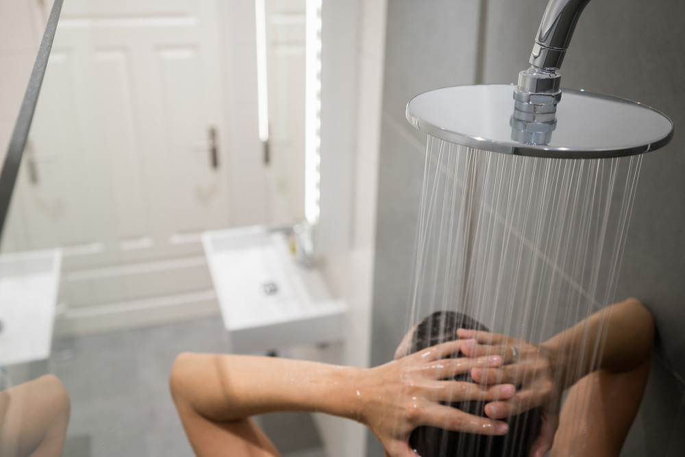 8 common mistakes you make when showering