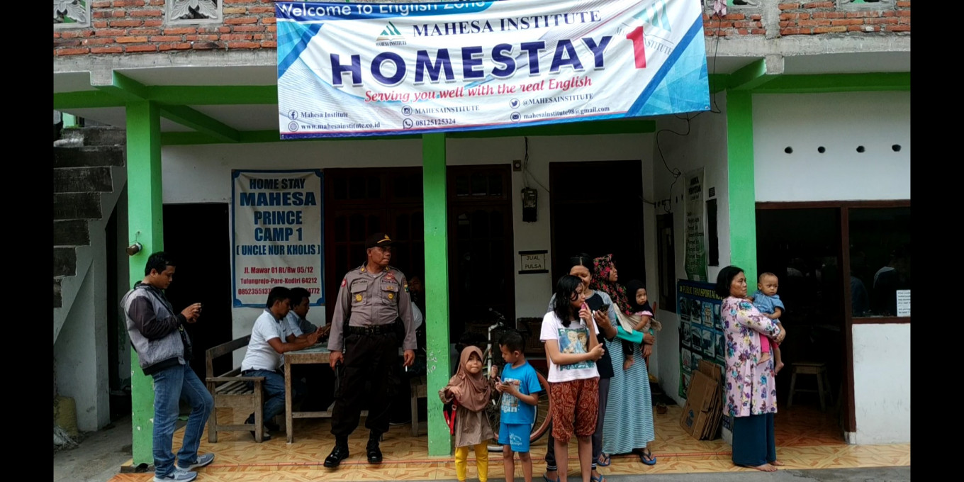Kampung Inggris provides opportunity to boost UK engagement in Indonesia
