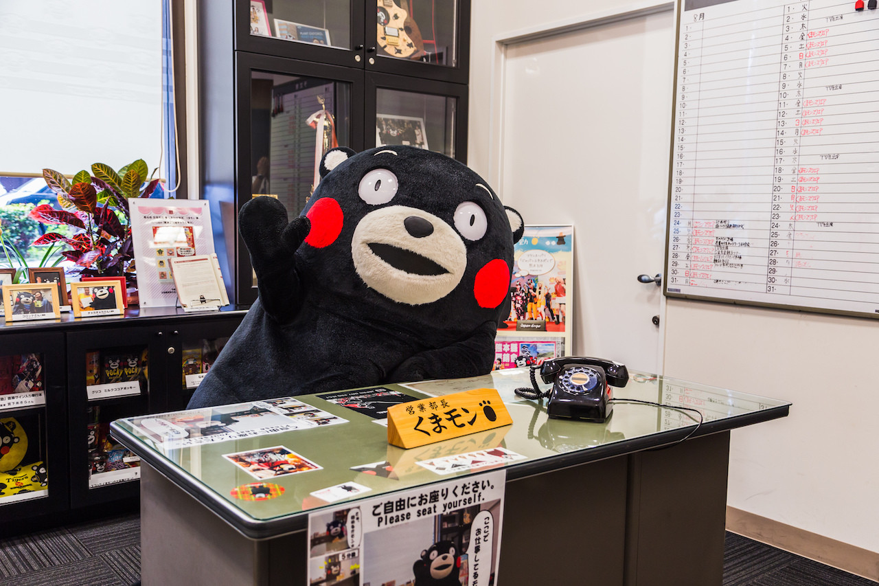 KLab to develop Kumamon online game with Chinese firm