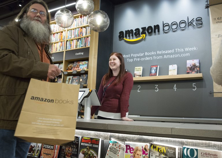 Amazon to expand real-world store presence