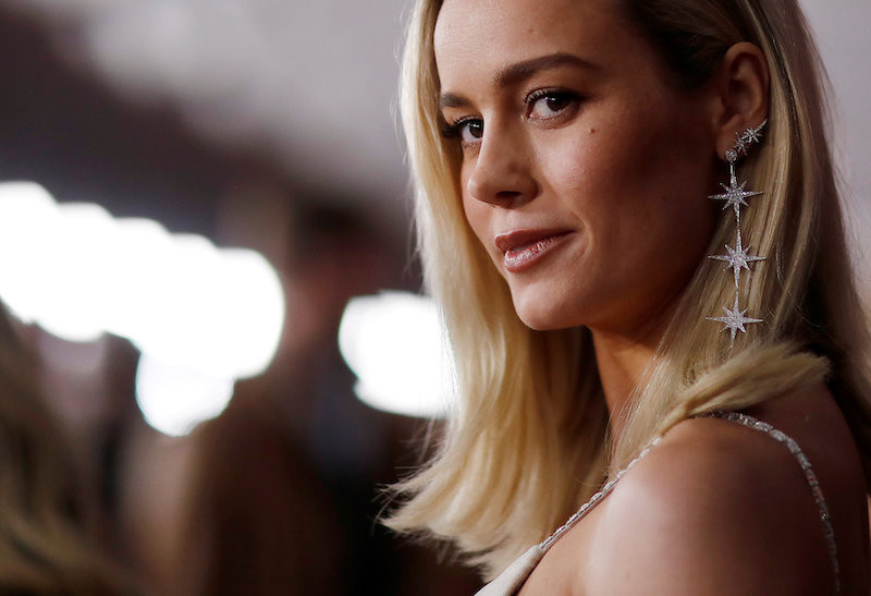 Brie Larson Is a Superheroine Breaking Free From a Life Following Orders