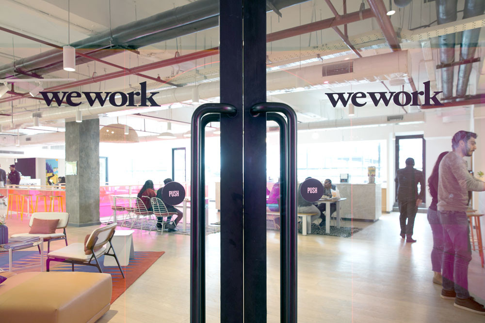 SoftBank reaches $1.6 billion settlement with WeWork founder, others